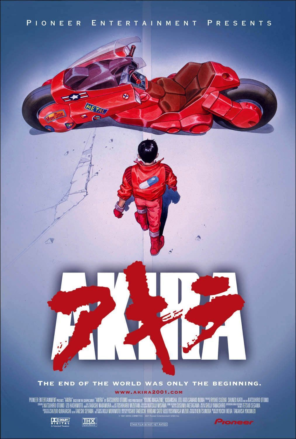 Los Angeles Secret Movie Club Hosts Rare Akira Screening Kicking Off Their Anime Buffet Programming Reading With A Flight Ring